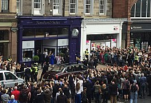Royal Visit to George Street