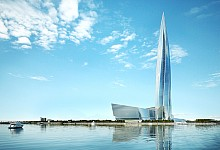 Lakhta Centre Becomes Europe's Tallest Building