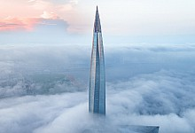 "Lakhta Center featured in ""10 Greatest New Buildings of 2018"""