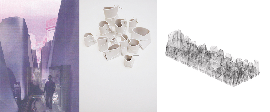 The Architecture of Olfaction, design by Usama Al Kindi