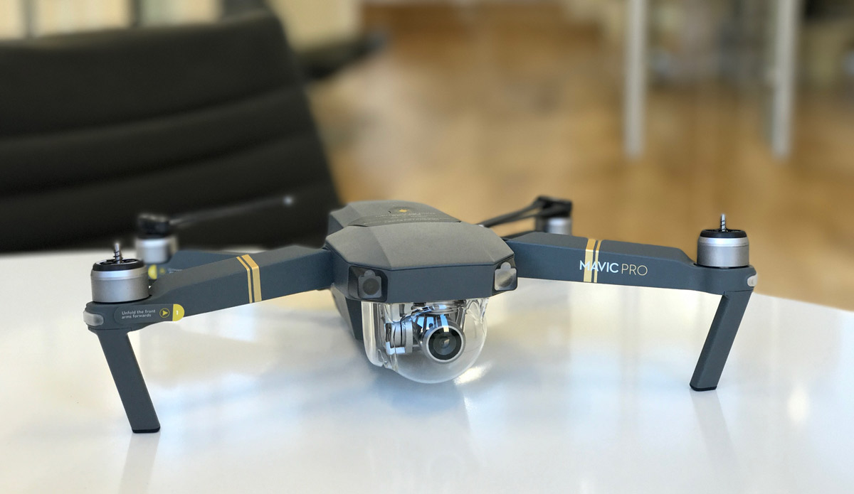 An Exciting New Drone