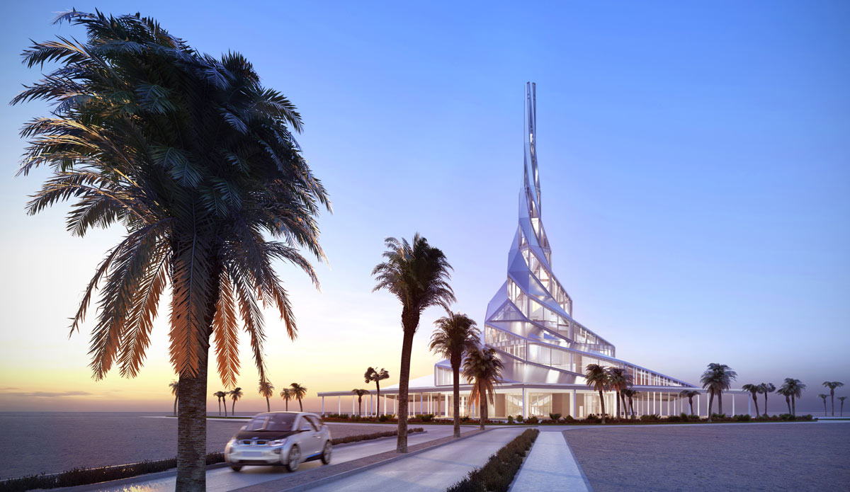 DEWA Solar Innovation Centre wins ArchiCAD Sustainable Project of the Year 2017