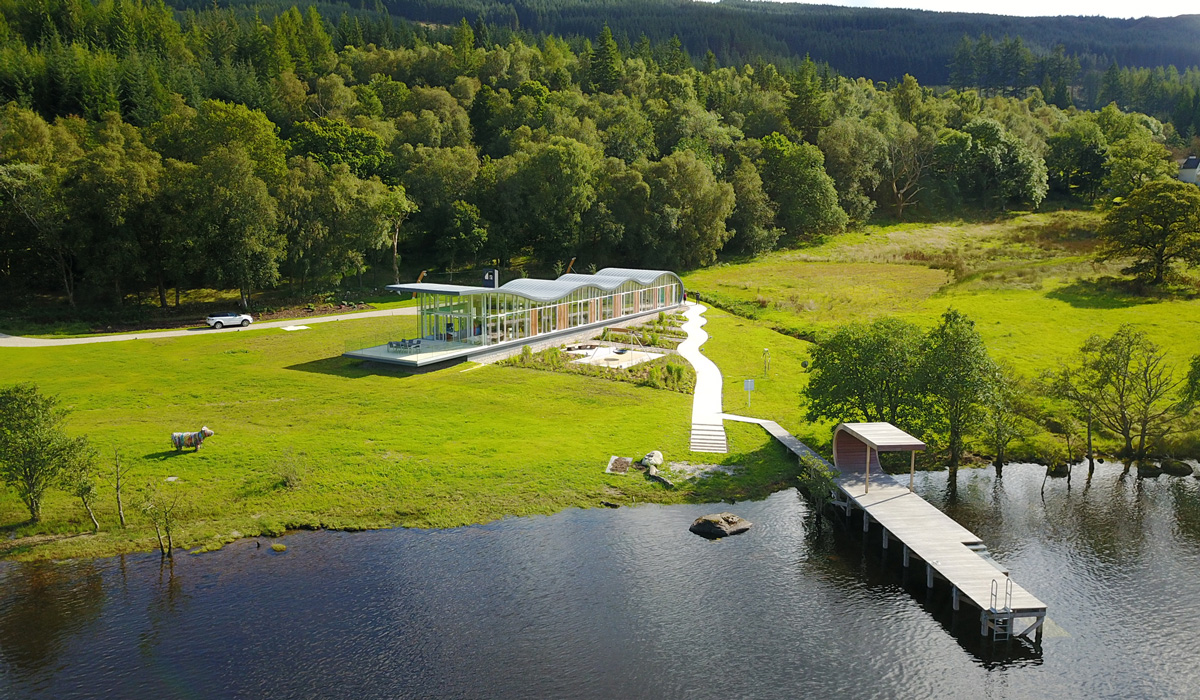 Ripple Retreat offers haven for Scots families affected by cancer