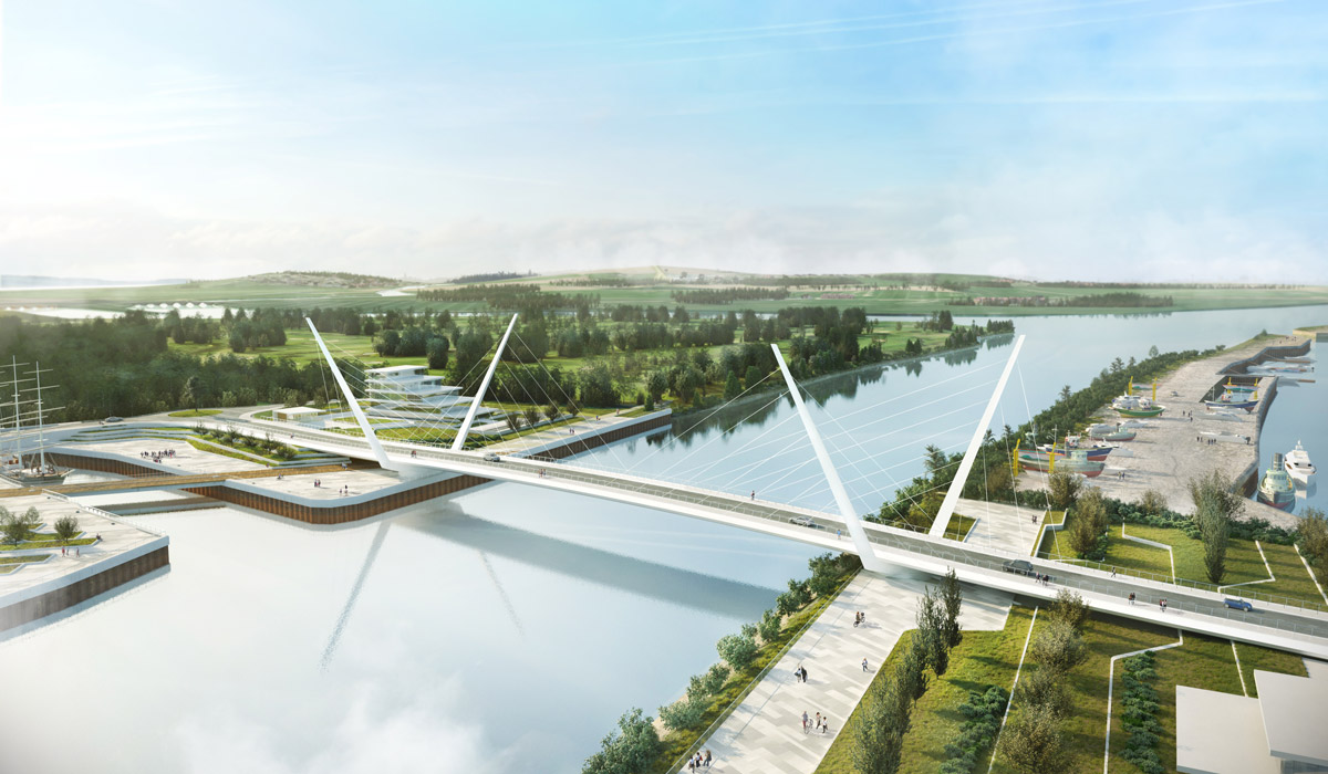 Ministers Approve River Clyde Crossing
