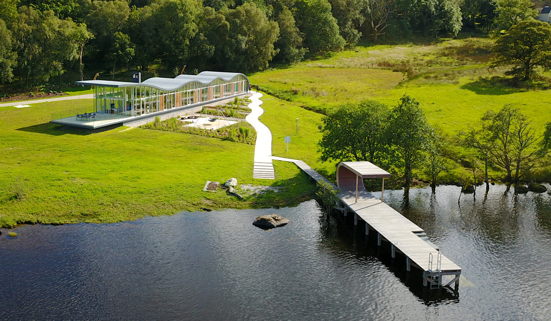 Ripple Retreat Shortlisted for RIAS 2018 Awards