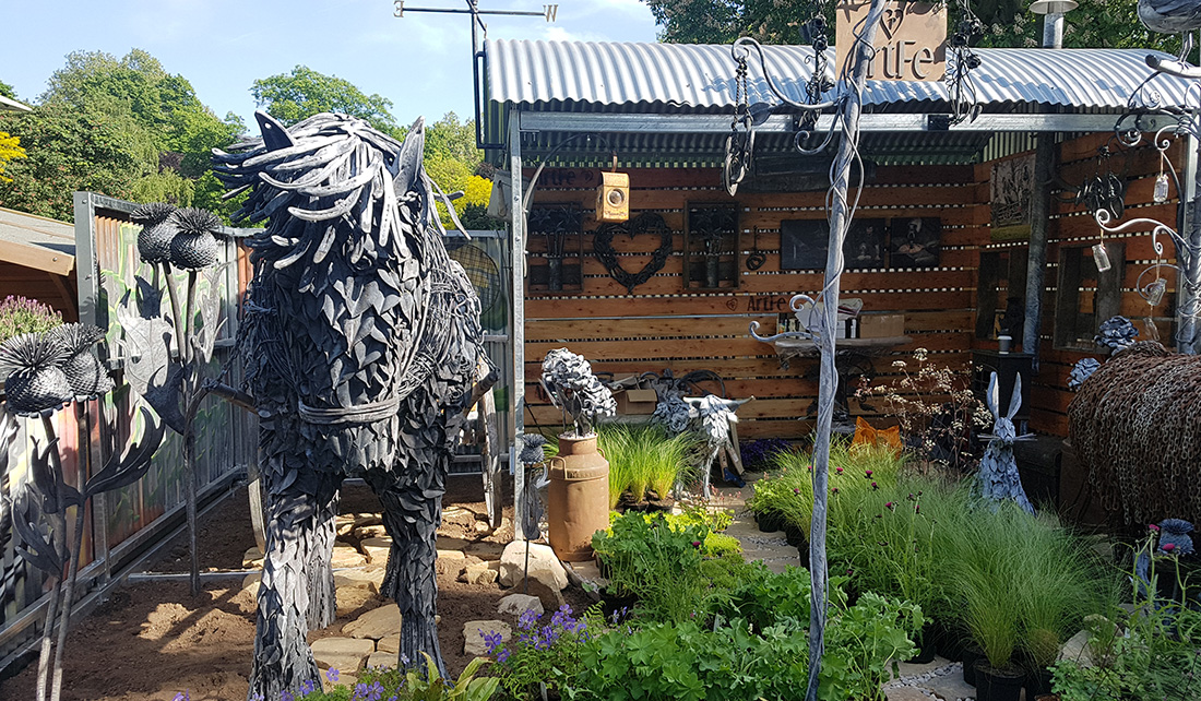 Success at Chelsea Flower Show 2018