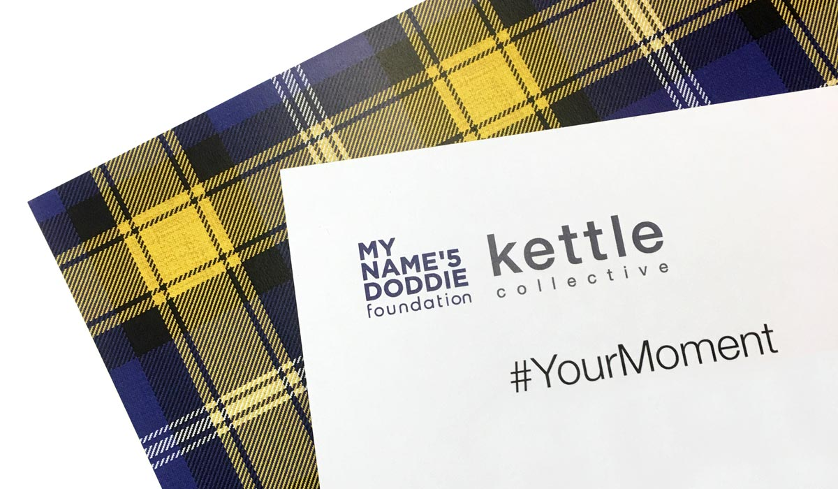 Image of the My Name'5 Doddie Kettle Collective Collaboration Letter