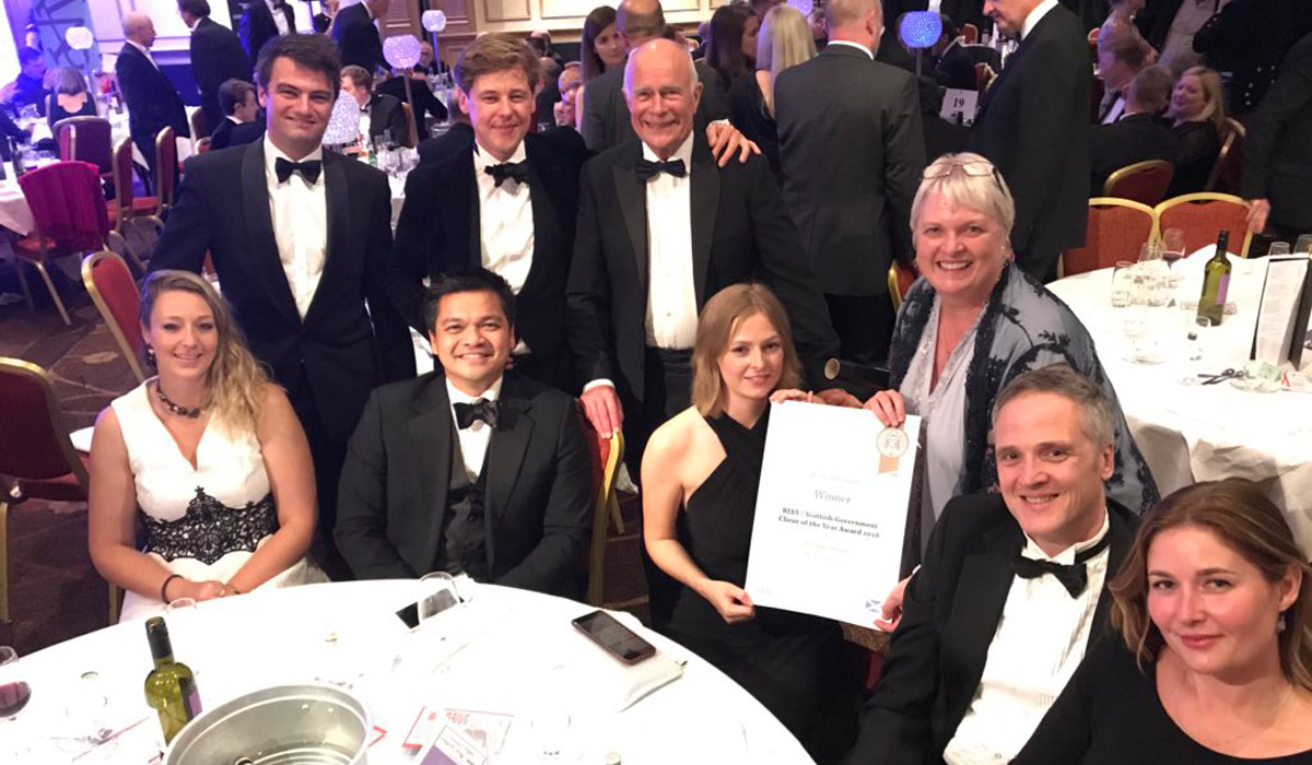 RIAS Client of the Year