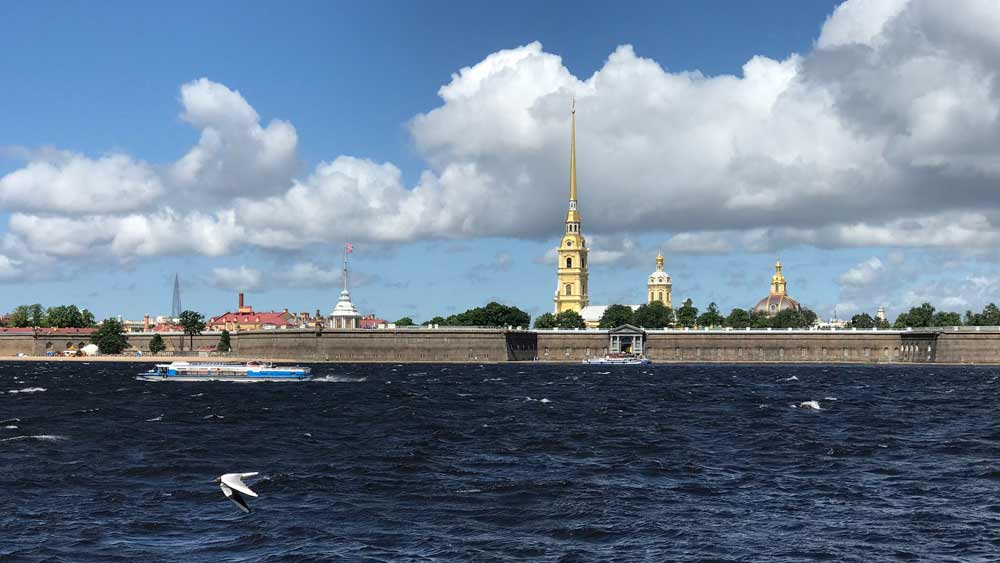 Friday Forum #16 | St Petersburg Visit
