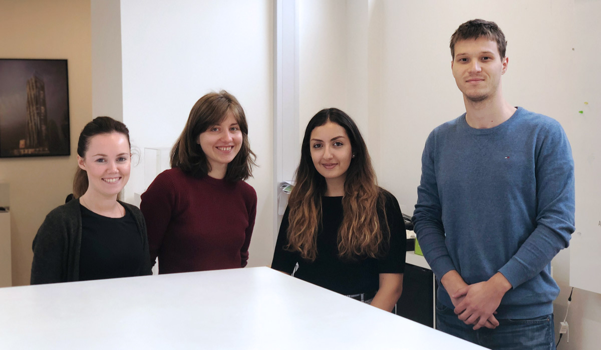 Welcome to Our New Team Members