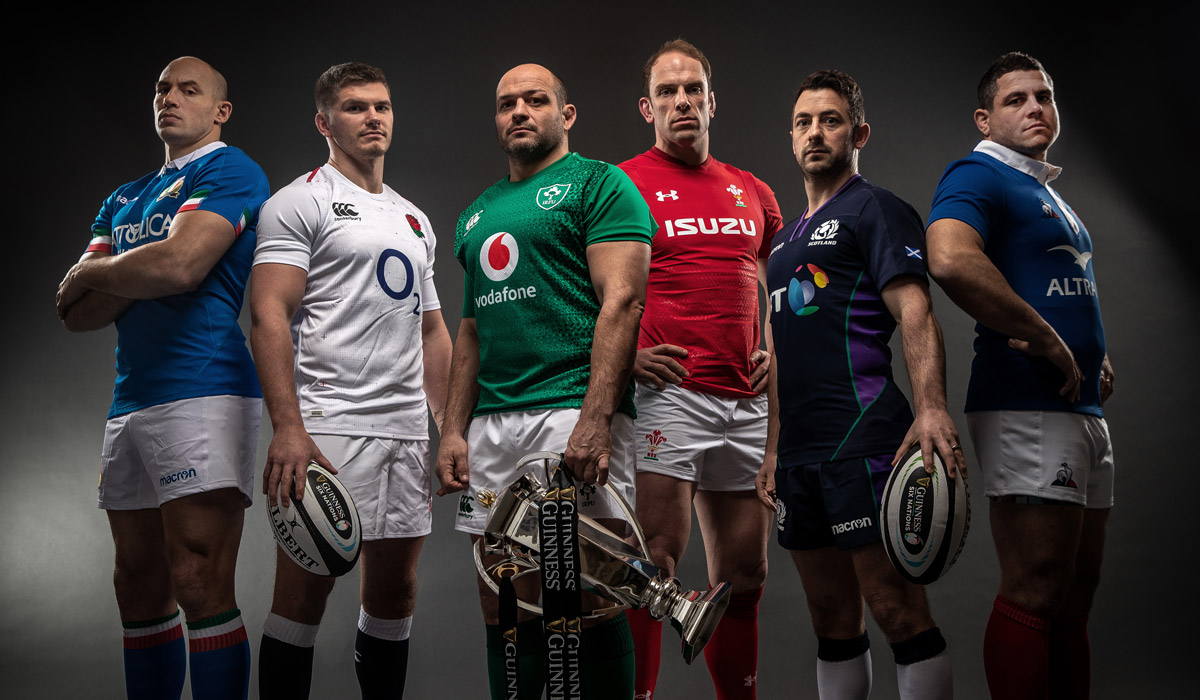 GH Media Guinness Six Nations Collaboration