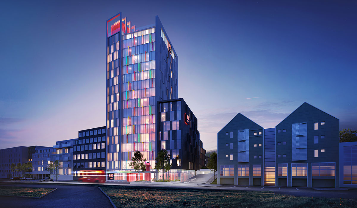 Radisson RED to Open in Reykjavik