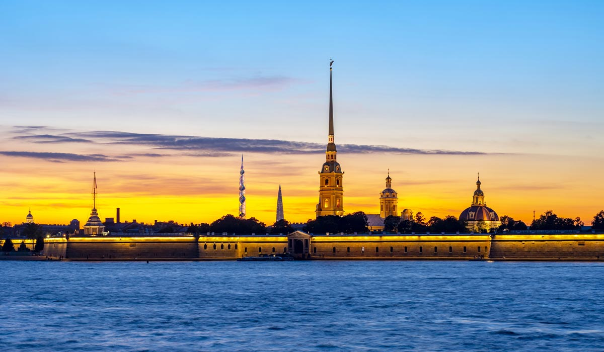Kettle Collective Design World's Second Tallest Tower in Russia